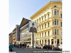 Einstein-KaffeeamCheckpointCharlie, Friedrichstr. 43, 10969 Berlin - Kreuzberg (2011)