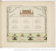 Vieilles chansons et rondes pour les petits enfants, notées avec des accompagnements faciles / par Ch. M. Widor ; Illustrations de M. Boutet de Monvel - 43