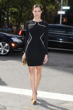 Diane von Furstenberg show -  Allison Williams