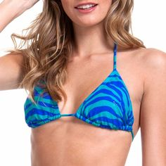 OP Juniors Swim Animal Crush Triangle Bikini Top #Op #BikiniTop