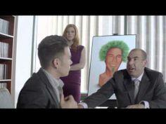 Suits & Apolo Ohno - Ednorsement