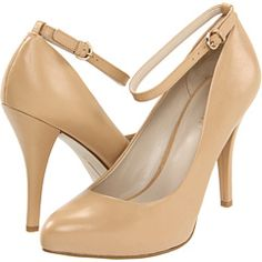 Nine West~how a little buckle strap can make a shoe!