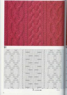 Aran patterns - eugenia rossella pagliaro - Picasa Web Album
