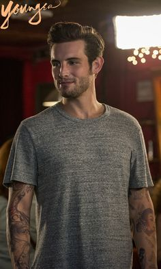 Future husband inspiration? Yes please. Don't miss Nico Tortorella in the new series Younger from the creator of Sex and the City. Premieres March 31 10/9C on TV Land. Click for a sneak preview!
