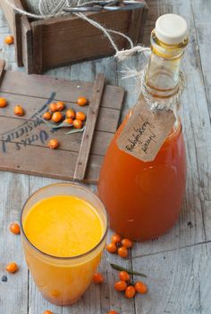 Sweet Pixel: Rakytníkový sirup Cantaloupe, Alcoholic Drinks, Pudding, Homemade, Food And Drink, Fruit, Cooking, Desserts, Life Design