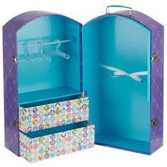 Journey Girls Travel Trunk I need this for all their clothes I have
