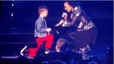 And he put the rock on her finger! *dies of cute* | A 5-Year-Old Boy Asked Demi Lovato To Marry Him And It's The Cutest Thing Ever
