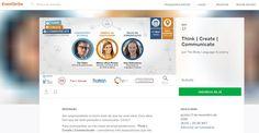 Think   Create   Communicate - Conference networking entrepreneurship - 17 NOV 2016 @Cascais   Ser empreendedor é muito mais do que ter uma ideia. Esta ideia tem que ser bem pensada e comunicada. Certo?  Para acompanhar as três fases de empreendorismo - Think   Create   Communicate - convidámos três especialistas que vão partilhar a sua experiência e encher a sala de entusiasmo: Tim Vieira CEO da BraveGeneration e investidor da 1ª Edição do Shark Tank em Portugal irá introduzir a ideia do…