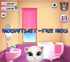 My Talking Angela Hack Cheats iOS Android