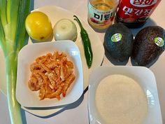 해외 SNS에서 한창 인기라는 밥도둑 '아보카도장' Lime Recipes, Avocado, Food And Drink, Salad, Cooking, Business, Breakfast, Kitchen, Morning Coffee