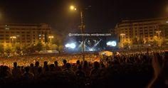 Robbie Williams la Bucuresti un concert fabulos cat pentru o viata