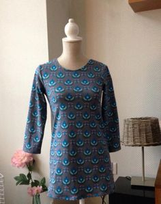 Eerste eigen gemaakte jurk
