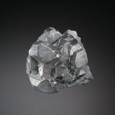 Bournonite, PbCuSbS3, Les Malines District, Saint-Laurent-Le-Minier, Gard, France. Size 3.8 x 3.6 x 2.2 cm
