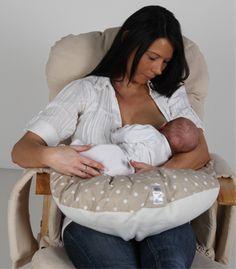 Kiddicare Nursing Pillow In Mocha