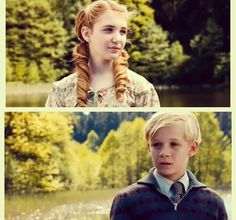Rudy and Liesel<3