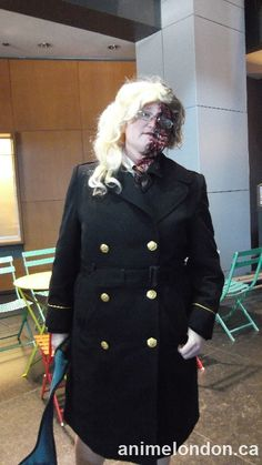 Mrs. Harvey Dent at #KitchenerCon2015