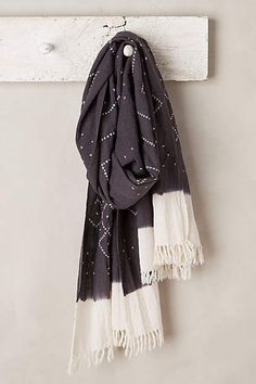 Lake of the Woods Scarf #anthrofave #anthropologie