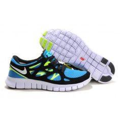 wholesale dealer a57b8 fe409 Großhandel Nike Free Run+ 2 Männer Schuhe Lichtblau Schwarz Schuhe Günstig    Günstigen Preis Nike Free