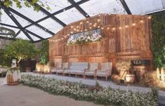 Best wedding rustic outdoor ceremony floral arch Ideas