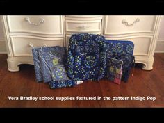 School supplies vera bradley style!
