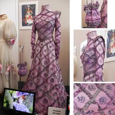 "costumeologie: Costume Nerd Heaven  Barbara Streisand's costume from ""Hello Dolly!"" (film set in 1890, NY Broadway Scene)"