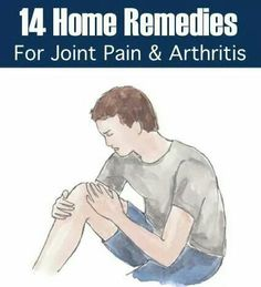 Pain Remedies for Joint Pain & Arthritis