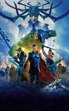 A gallery of Thor: Ragnarok publicity stills and other photos. Featuring Chris Hemsworth, Tessa Thompson, Cate Blanchett, Mark Ruffalo and others. Thor Ragnarok Full Movie, Thor Ragnarok 2017, Chris Hemsworth, Films Marvel, Marvel Art, Thor Marvel, Marvel Characters, Anthony Hopkins, Karl Urban