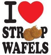 I love stroopwafels.