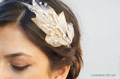 Wedding Day hair accessory ideas!