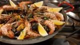 Transport the quintessential flavours of the Mediterranean into your kitchen with our delicious recipe for paella.