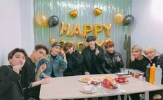 [ January 31 last year, we celebrated 100 Days with ATEEZ and also graduation day 🎉 Yg Entertainment, Rapper, Hibiscus Tea, Fandom, Woo Young, V Live, Block B, Wattpad, Kim Hongjoong