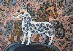 akasi | пастель