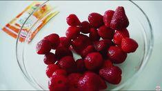 Reţetă: Gelfix de la Dr. Oetker - cum să faci rapid dulceață Raspberry, Food, Sweets, Essen, Meals, Raspberries, Yemek, Eten