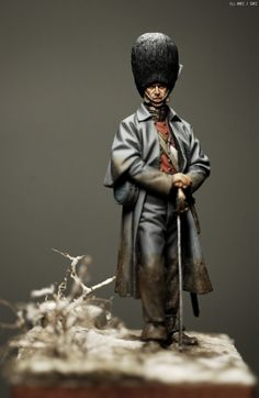 54mm Grenadier Guard at Inkerman 1855