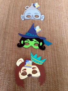Crafting with the Wizard Of Oz (Free Printables) #craftinginoz - Let's Get Crafty!