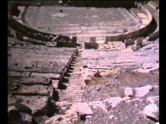 imágenes y material audiovisual sobre la cultura greco-romana.