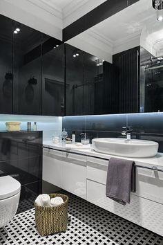 55-metrowe mieszkanie Marty i Tomka: zaskakujące połączenie stylów - Dom