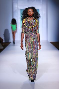 Ituen Basi | Best of SS13 from Lagos Fashion and Design Week