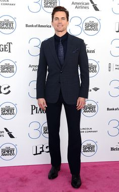 Matt Bomer from 2015 Film Independent Spirit Awards