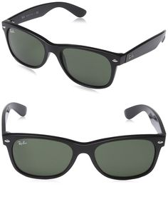RAY-BAN RB2132 - NEW WAYFARER NON-POLARIZED SUNGLASSES---------- Color: Black ,Blue,Tortoise,Red,Orange and Silver ---------- Best Sunglasses for your face shape---------- Cool,Vintage and Designer---------- Great Sunglasses wearable for men and women during Summer/Spring 2016----------