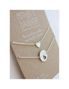 Mother Daughter Bracelet Set  daughter bracelet  mom by carriesaxl
