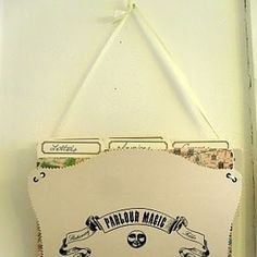 A hanging file folder is another cute idea for recipes and such things. 52 Meticulous Organizing Tips To Rein In The Chaos Pan Organization, Bathroom Cabinet Organization, Organizing Tips, Organising, Stacking Bins, Hanging File Folders, Hanging Files, Nail Polish, Getting Organized