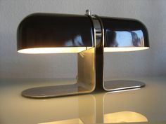 Designed by André Ricard in 1973. Manufactured by Metalarte, Spain.