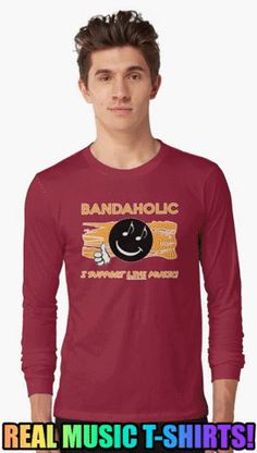 BrandNewTeez is an independent artist creating amazing designs for great products such as t-shirts, stickers, posters, and phone cases. Student Discounts, Music Lovers, Old Women, Looks Great, Shirt Designs, Channel, Guys, Long Sleeve, Youtube