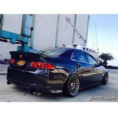 #Honda #Acura #TSX #Mugen bodykit + #Enkei #NT03 #TsxCrew #Jdm79Dreams