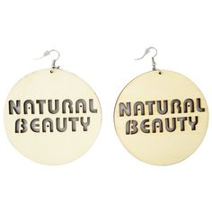 natural beauty earrings. These and other great Afrocentric and Natural Hair earrings available at http://www.EthnicEarring.com