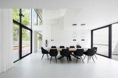 eethoek Arch Interior, Interior Design, Interior Architecture, Furniture Design, Sweet Home, New Homes, House Design, Living Room, Villa