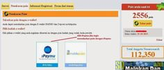 Pilih tipe provider e-wallet   Survei Dibayar
