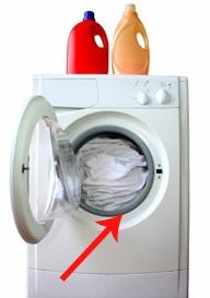 How to Clean a Front Load Washing Machine - My Frugal Adventures