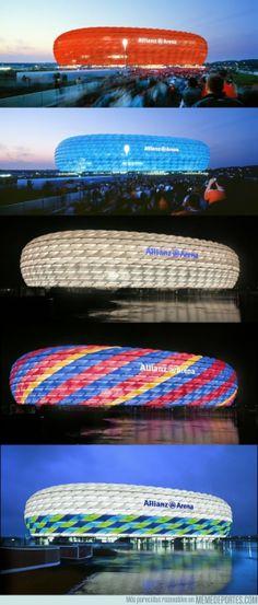 Allianz Arena, Munchen